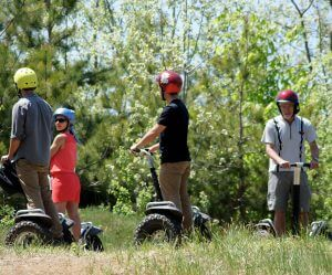 Looking for things to do in Barrie? Go Tours Canada has the best tour on two wheels!