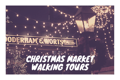 Toronto Christmas Market 2018 Walking Tours