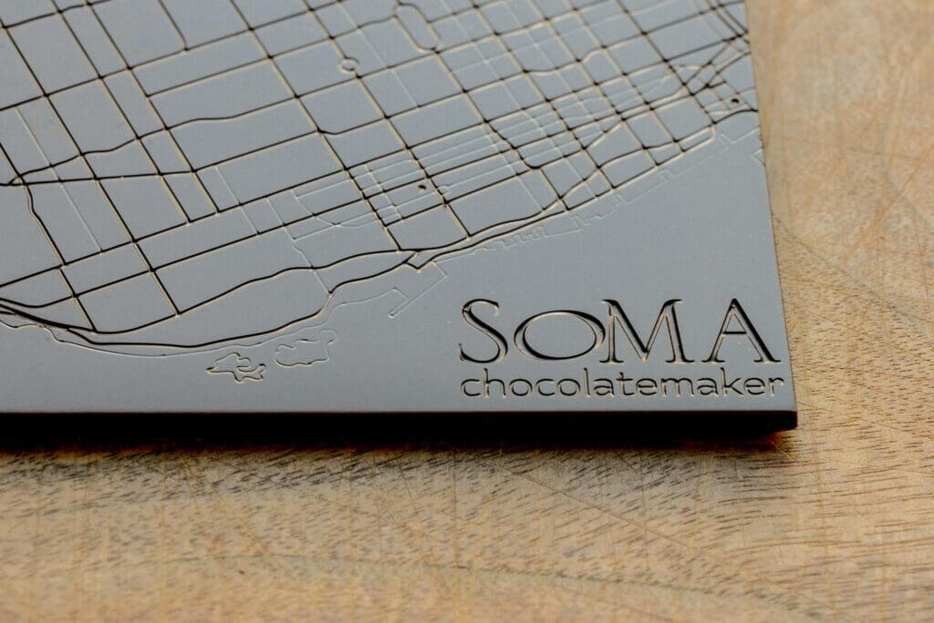 Soma Chocolate Distillery District 2020