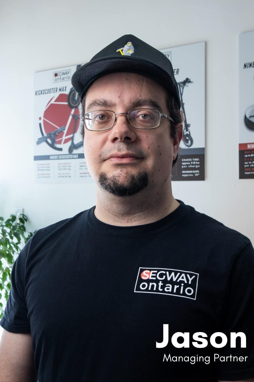 Jason Rizzuti - Go Tours Canada Managing Partner.
