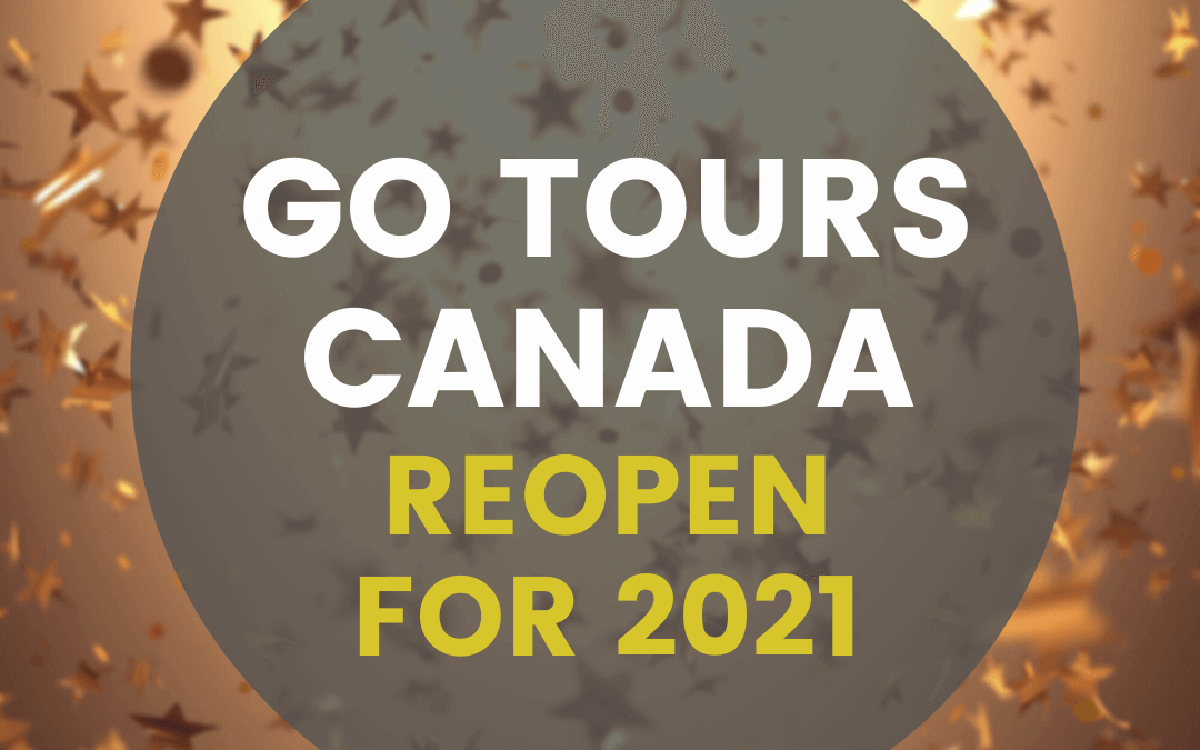 Go Tours Canada | Walking and Segway Tours reopen for 2021 as of June 23rd in the Distillery District and July 1st at Ontario Place.